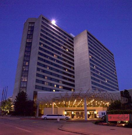 Doubletree Hotel Tulsa-Downtown