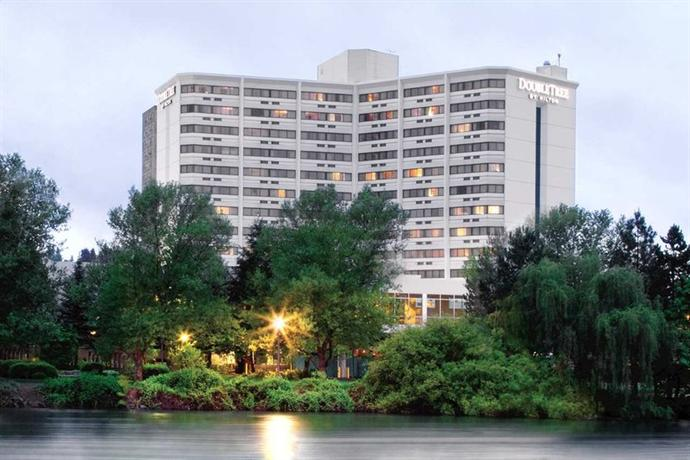 Doubletree Hotel Spokane-City Center