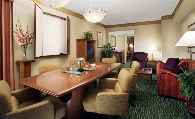 Embassy Suites Tampa Usf Busch Gardens Compare Deals