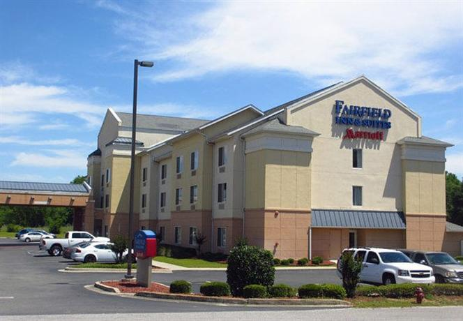 Fairfield Inn and Suites Marianna