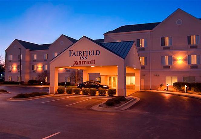 Fairfield Inn Princeton