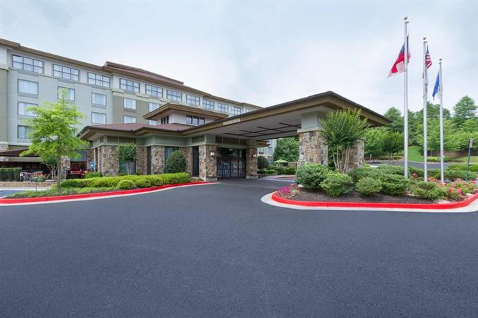 Hilton Garden Inn Atlanta Northwest Wildwood Marietta Compare Deals
