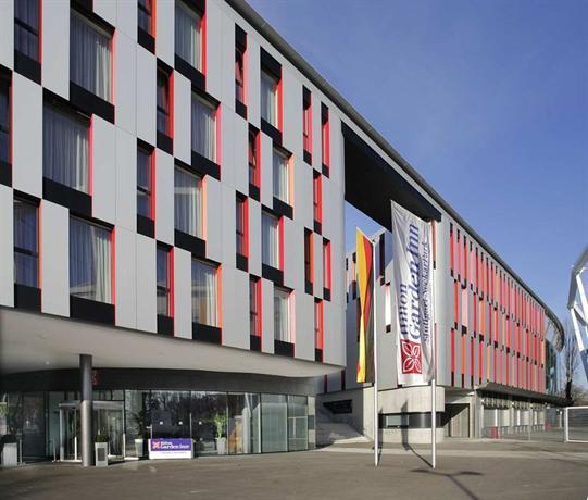 Hilton Hotel Stuttgart Bad Cannstatt