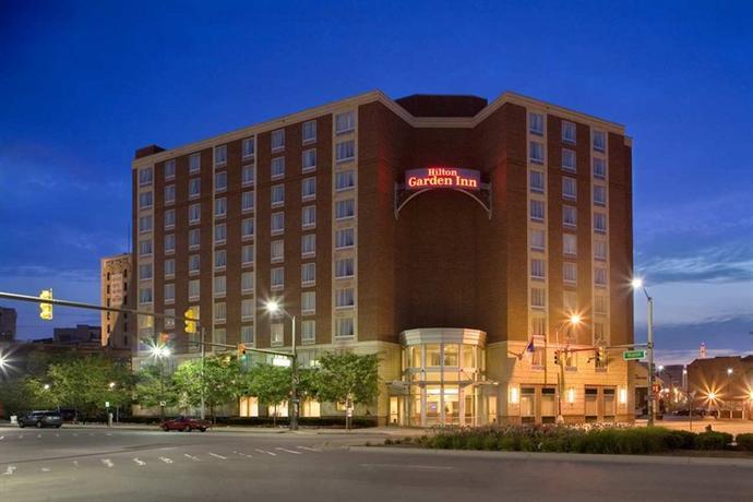Hilton Garden Inn Detroit Downtown
