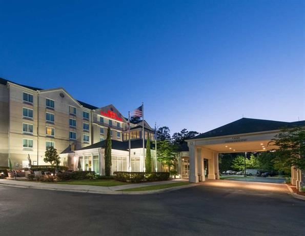 Hilton garden inn tallahassee central hotels tallahassee for Landscaping rocks tallahassee fl