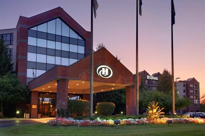 Hilton Auburn Hills Suites