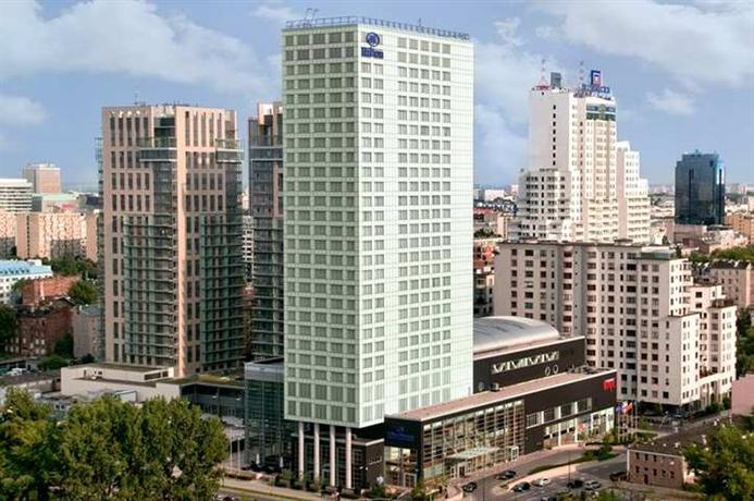 Hilton Warszawa Hotel & Convention Centre