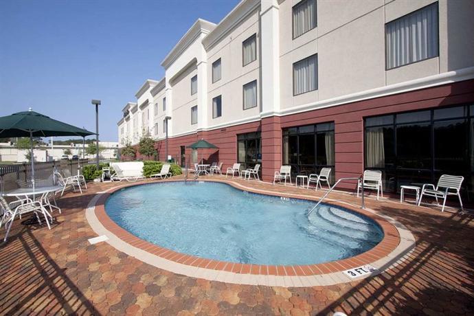 Hampton Inn I-10 West Jacksonville