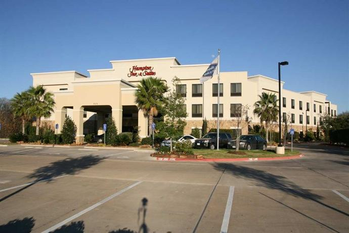 Hampton Inn & Suites College Station US 6-East Bypass