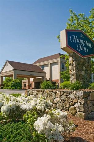 Hampton Inn Franklin Massachusetts