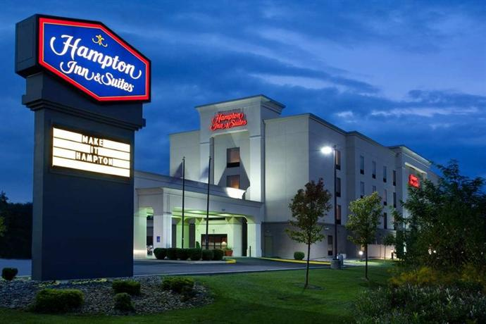 Hampton Inn & Suites Grove City