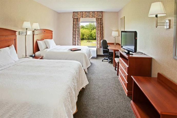 Hampton Inn & Suites Wilmington Ohio