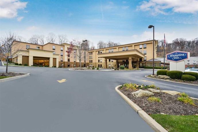 Hampton Inn Pittsburgh - McKnight Rd