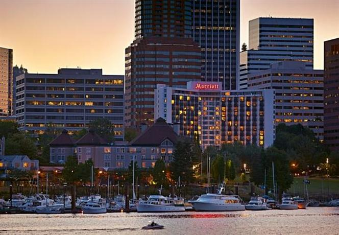 Portland Marriott Downtown Waterfront
