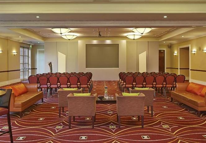Huntingdon Marriott Hotel Spa