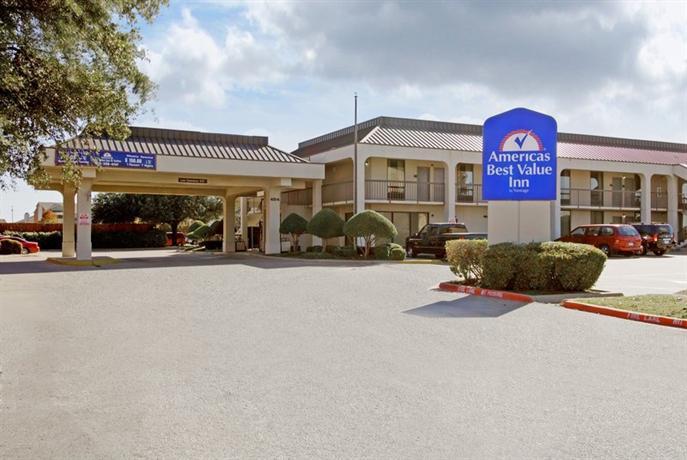 Americas Best Value Inn Preferred Place Dallas