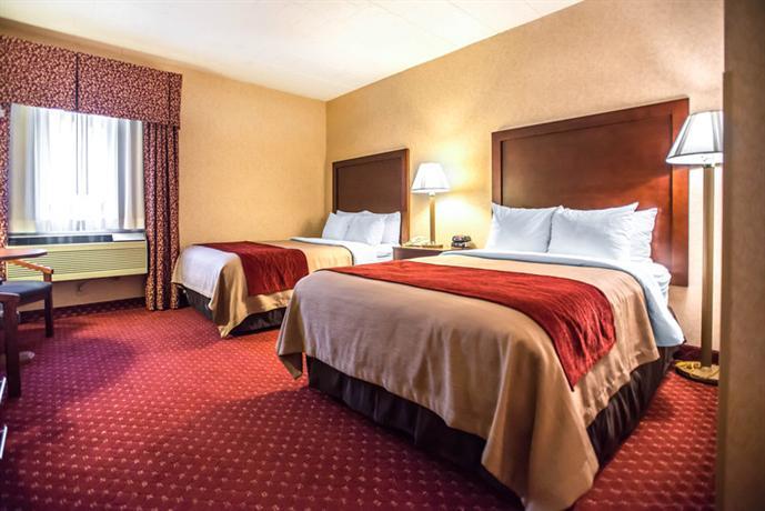 Comfort Inn Pocono Lakes Region Hamlin Compare Deals