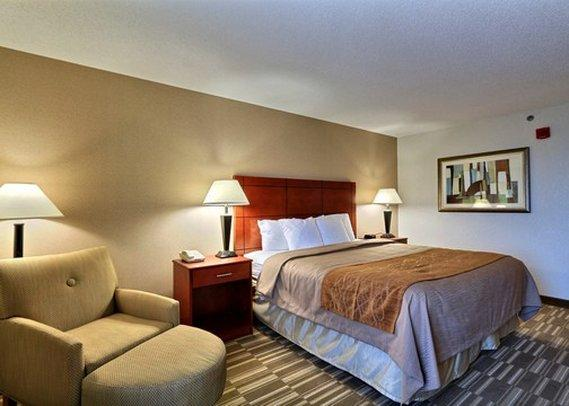 Comfort Inn & Suites University South Ann Arbor
