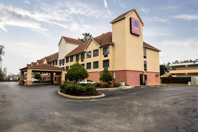 Comfort Suites Wilmington North Carolina