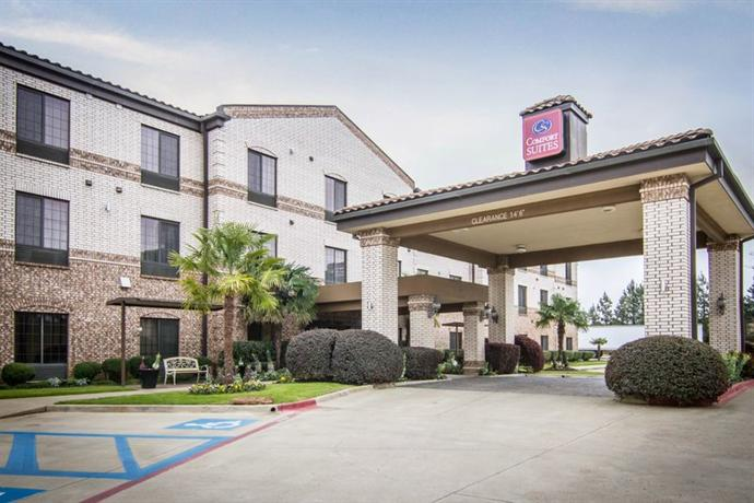 Comfort Suites Marshall Texas