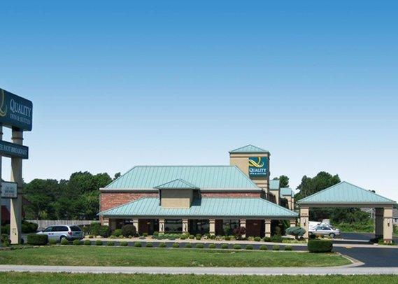 Quality Inn & Suites North Glenstone Springfield