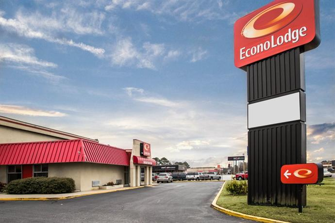 Econo Lodge North Washington North Carolina