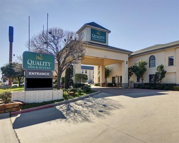 Quality Inn & Suites Weatherford Texas