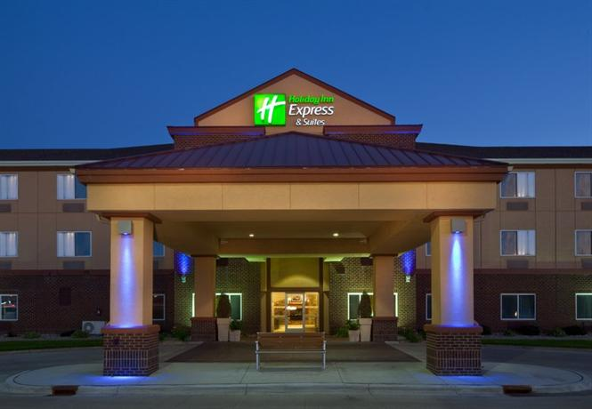 Holiday Inn Express Hotel & Suites Aberdeen South Dakota