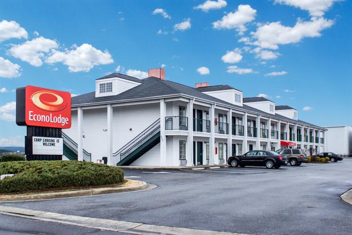 Econo Lodge Greenville Greenville