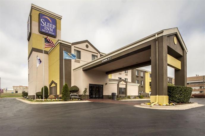 Sleep Inn & Suites Central I-44