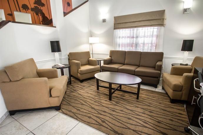 Bayou Classic Hotel Rooms