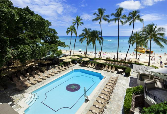 Moana Surfrider A Westin Resort and Spa Waikiki Beach