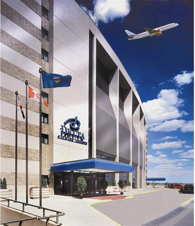 Delta Hotels Calgary Airport In-Terminal