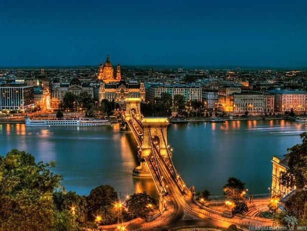 Star Hotels In Budapest City Centre