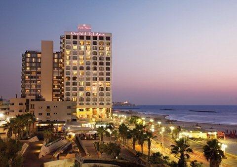 Park Plaza Orchid Tel Aviv Парк Плаза Орчид Тель-Авив