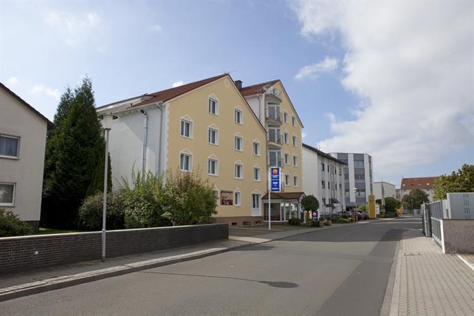 Comfort Hotel Frankfurt Airport Moerfelden Walldorf
