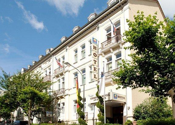 Hotel Bad Homburg Bahnhof