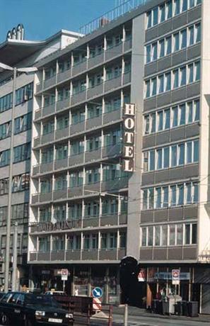 Gutleutviertel Frankfurt Hotel Excelsior