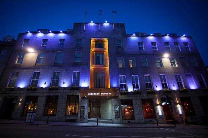 Dougla Hotel Aberdeen