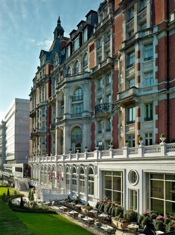 Mandarin Oriental Hotel Hyde Park London - Compare Deals