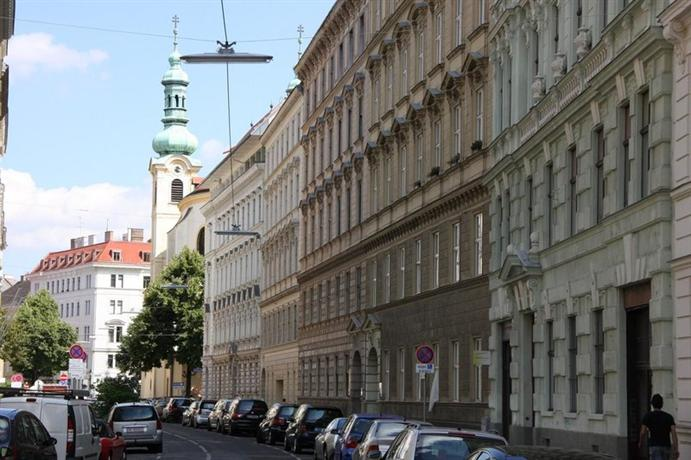 City Hotel Deutschmeister Vienna
