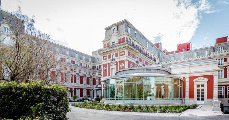 Über Hotel Du Palais Biarritz