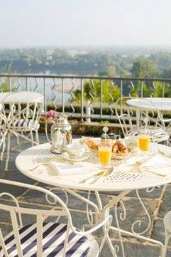 Hotel Restaurant Le Prieure Chenehutte