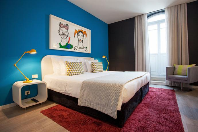 Internacional design hotel small luxury hotels of the for Small hotels of the world