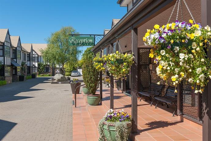 Heartland Hotel Cotswold Christchurch New Zealand