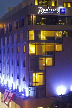 Radisson Blu Martinez Hotel Beirut