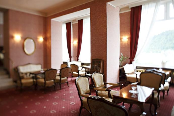 Grand hotel toplice small luxury hotels of the world for Small luxury hotels around the world