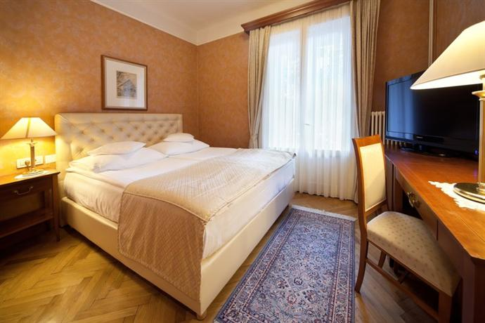 Grand hotel toplice small luxury hotels of the world for Small luxury hotels