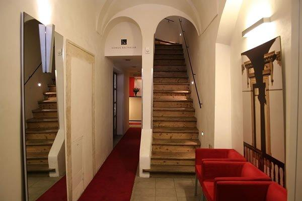 Domus balthasar design hotel prague compare deals for Design hotel domus balthasar