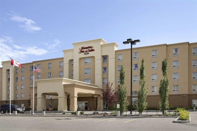 Hampton Inn & Suites Edmonton West